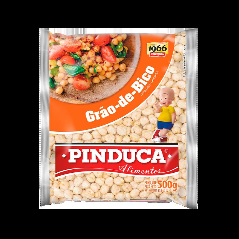 GRÃO-DE-BICO PINDUCA 500G