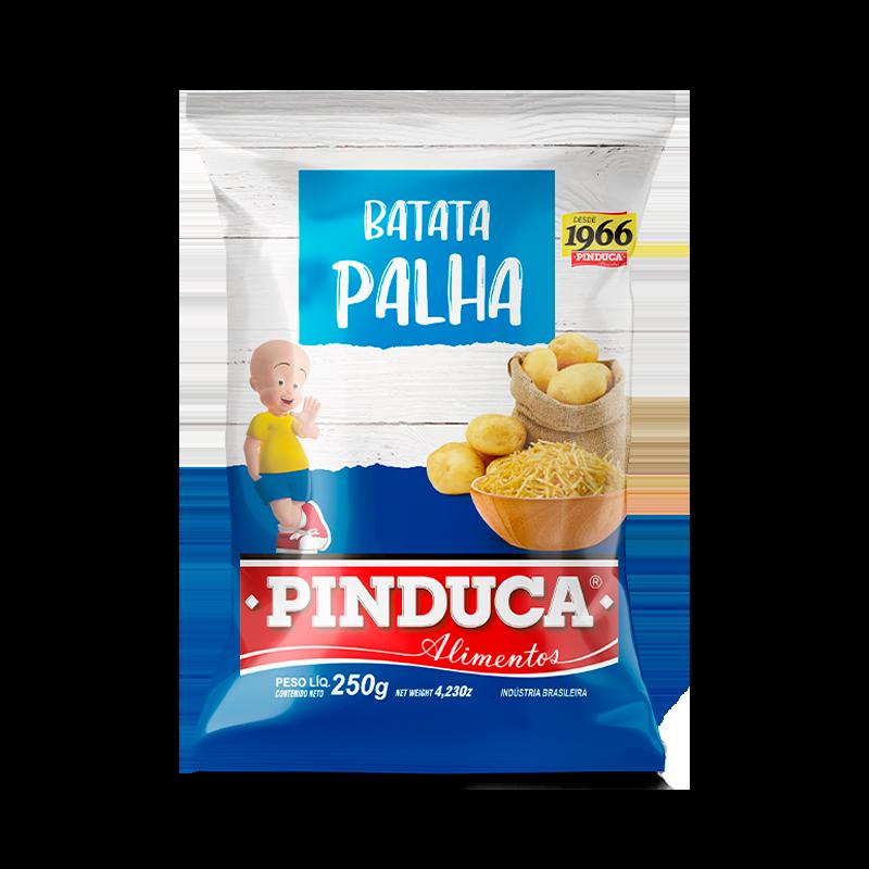 BATATA PALHA PINDUCA 250G